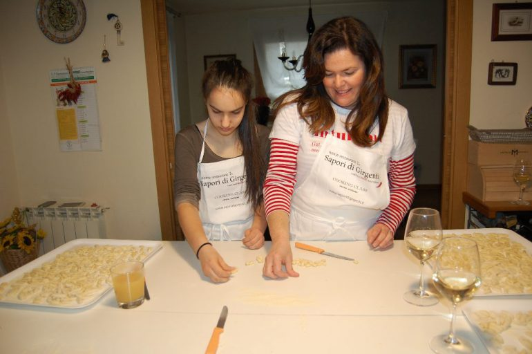 COOKING CLASS – Mother & Daughter
