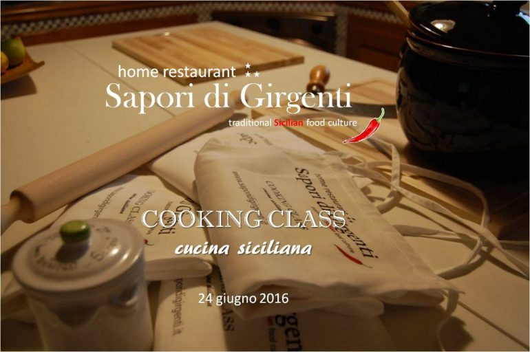 COOKING CLASS – Il pesce nella tavola siciliana